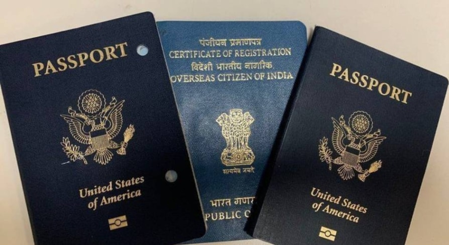 OCI Cardholders Traveling to India Would Be Wise to Carry Both Old and New Passports