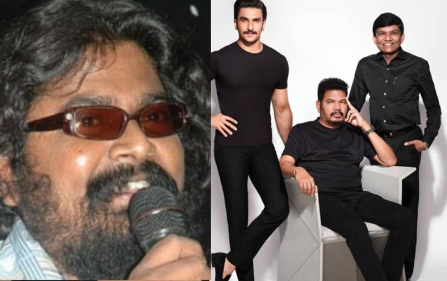 Anniyan Hindi Remake Producer V Ravichadran sends legal notice to Shankar ask him to stop