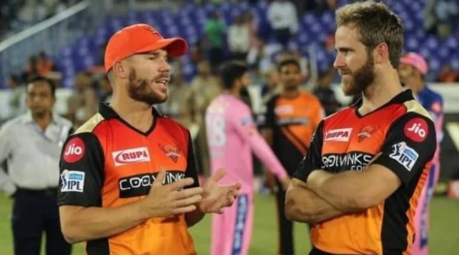 Kane Williamson takes over Sunrisers Hyderabad captaincy from David Warner