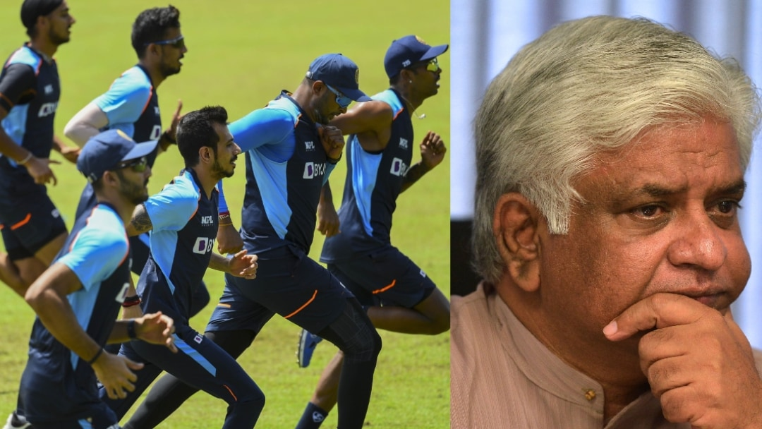 Not a second tier team, India is strong;  Sri Lanka Cricket Board responds to Ranatunga